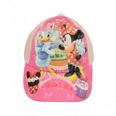 """Sapca Disney pentru fete """"Minie si Daisy"""" - Roz"""