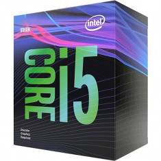 In cpu core i5-9400f coffee lake bx80684i59400f lga 1151 9mb smartcache 6 cores 2.9ghz up, Intel