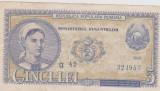 5 LEI 1952/UNC