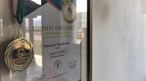Medaliat cu aur 2019 - Rachiu din vin alc 40% vol 0.5 l Palincaria Transilvania