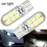 Bec auto LED T10 W5W (pozitie/interior/numar), Universal