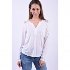 Bluza Vero Moda Vmellen Snow White