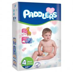 240Buc Scutece Paddlers, -35%, Maxi, 8-18 Kg, 8-18 luni, Marime 4