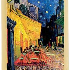 Tava metalica - Van Gogh - Terrasse du Cafe | Cartexpo
