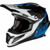 Casca Atv/Cross Z1R RISE, marimea XL, culoare negru/albastru Cod Produs: MX_NEW 01105537PE