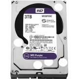 Hard disk Western Digital New Purple 3TB SATA-III IntelliPower 64MB