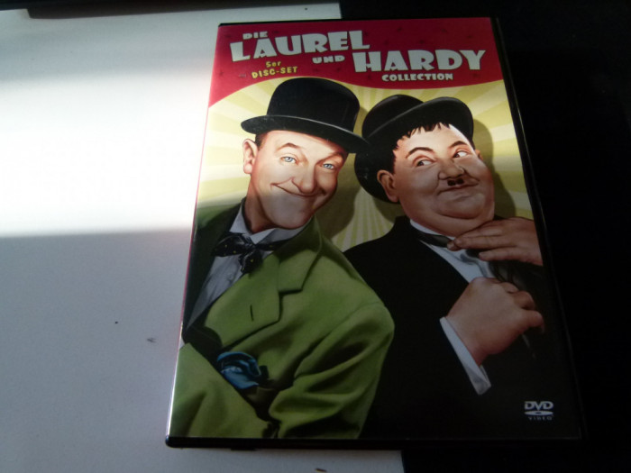 Laurel and Hardy -624