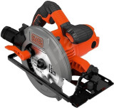 Fierastrau circular Black+Decker 1500W 66 mm - CS1550