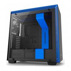 Carcasa NZXT H700 Matte Black Blue