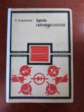 AGENDA RADIOELECTRONISTULUI - N. DRAGULANESCU