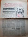 Ziarul flacara iasului 21 august 1988-adunarea festiva,44 ani de la 23 august