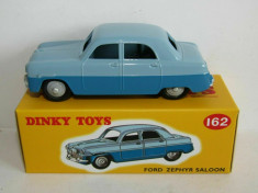 Macheta Ford Zephyr Saloon - Dinky Toys foto