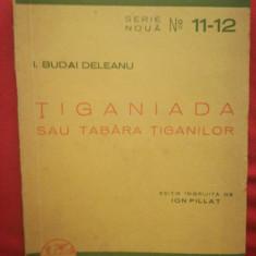 Tiganiada ssu Tabara tiganilor, I. BUDAI DELEANU, editie de Ion Pillat