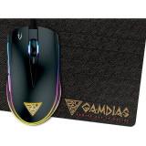 Kit Gaming Gamdias Mouse Zeus E1A + Mousepad Nyx E1