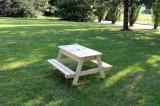 Masuta din lemn cu lada nisip Table bac sable, Soulet