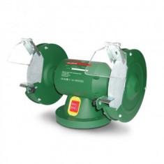 Polizor de banc DWT DS-350GS, putere 350 W, 2950 rpm, diametru disc 200 mm