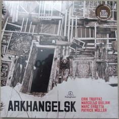 Erik Truffaz – Arkhangelsk -SIGILAT -vinil -dublu -Audiophile quality