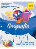 Geografie. Manual pentru clasa a IV-a + CD   Carmen Camelia Radulescu, Ionut Popa