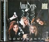 Amadeus – Continental (1 CD), mediapro music