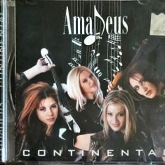 Amadeus – Continental (1 CD)