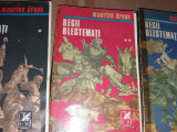 REGII BLESTEMATI - MAURICE DRUON 3 VOLUME TD