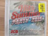 Hits Summer Party 2015 - 2 CD  - CD sigilat