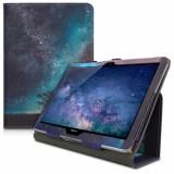 Husa pentru Huawei MediaPad T3 10, Piele ecologica, Multicolor, 42651.12