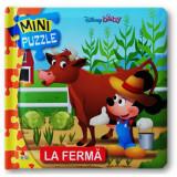 Disney baby. mini puzzle. la ferma/***, Litera