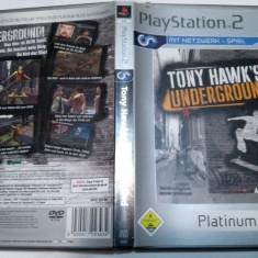 [PS2] Tony Hawk's Underground Platinum - joc original Playstation 2