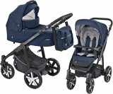 Carucior Multifunctional Baby Design Husky 03 Navy 2019 (winter pack)