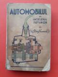 AUTOMOBILUL PE INTELESUL TUTUROR × Virgil Coman an 1949