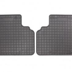 Covorase auto (spate, cauciuc, 2 bucati, culoare negru, 2 row of scaune) FORD TRANSIT CUSTOM V362 dupa 2012