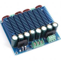 Kit amplificator stereo clasa D 2x420W