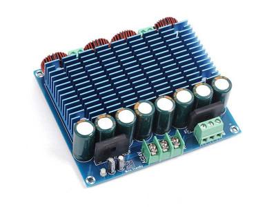 Kit amplificator stereo clasa D 2x420W foto