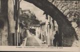"""Carte Postala - Perugia - Via del Cardellino e arco ... la via Appia """"CP82"""", Necirculata, Fotografie"""
