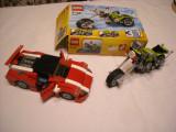 Lego Creator 3 in 1- 31018 + 5867