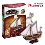 Puzzle 3D CubicFun CBF2 Yacht Mary