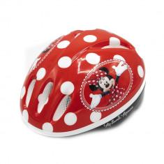 Casca protectie pentru copii biciceleta sau role Minnie Mouse 52 56 cm
