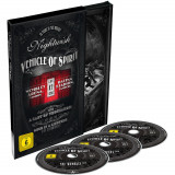 Nightwish Vehicle Of Spirit ltd. Ed. Digibook (3dvd)
