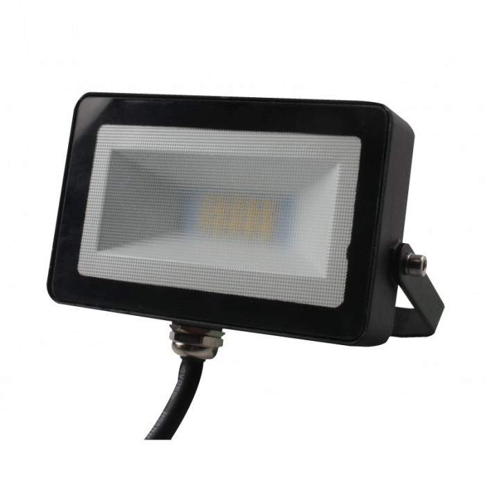 Proiector cu LED Well, 7 W, 470 lm, IP65, multicolor, telecomanda
