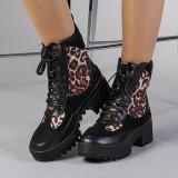 Ghete dama Bucura leopard
