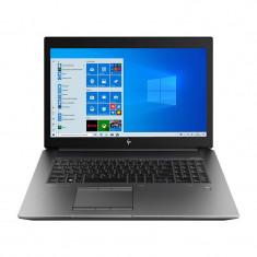 Laptop HP ZBook 17 G6 17.3 inch FHD Intel Core i7-9850H 32GB DDR4 512GB SSD nVidia Quadro RTX 5000 16GB Windows 10 Pro Grey