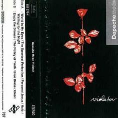 Caseta Depeche Mode – Violator, originala