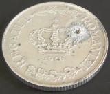Moneda 20 LEI - ROMANIA, anul 1942   *cod 682 = ZINC  UNC - BOALA ZINCULUI