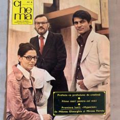 Revista Cinema nr 6 1975