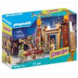 Set de Constructie Scooby-Doo Aventuri in Egipt, Playmobil