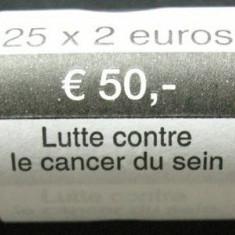 Fisic Monede 2 Euro Comemorative Franta 2017
