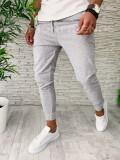 Pantaloni pentru barbati - slimfit - de trening - LICHIDARE STOC - A5187