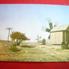Ilustrata- Tulcea - Mori de Vant , anii '70