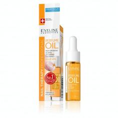 Ulei parfumat Eveline Cosmetics PERFUME OIL DOLCE VITA pentru unghii si cuticule